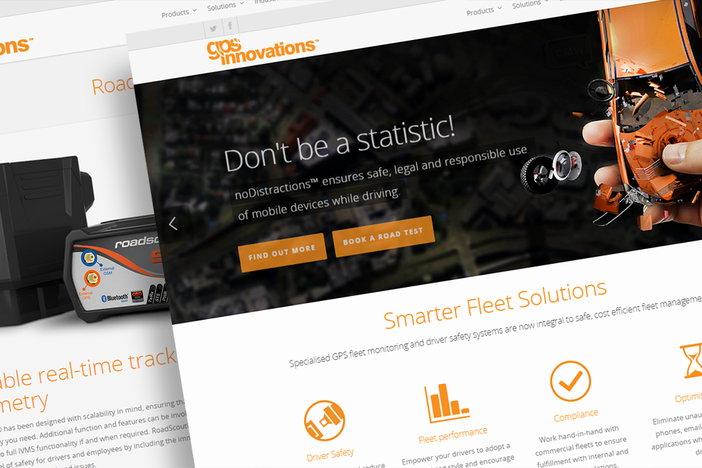 Telematics Website