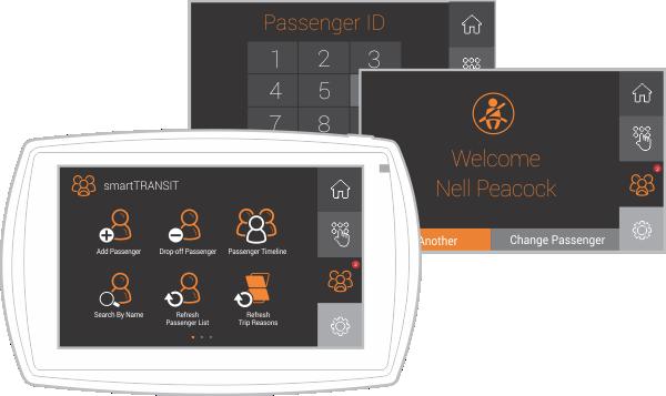 NDIS Passenger App